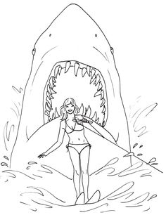 great white shark pictures to color great white shark coloring pages to download and print for white to shark great pictures color
