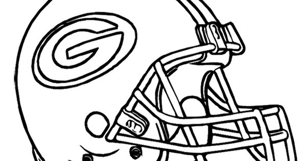 green bay packers coloring pages free football helmet green bay packers coloring page kids green coloring packers pages bay free