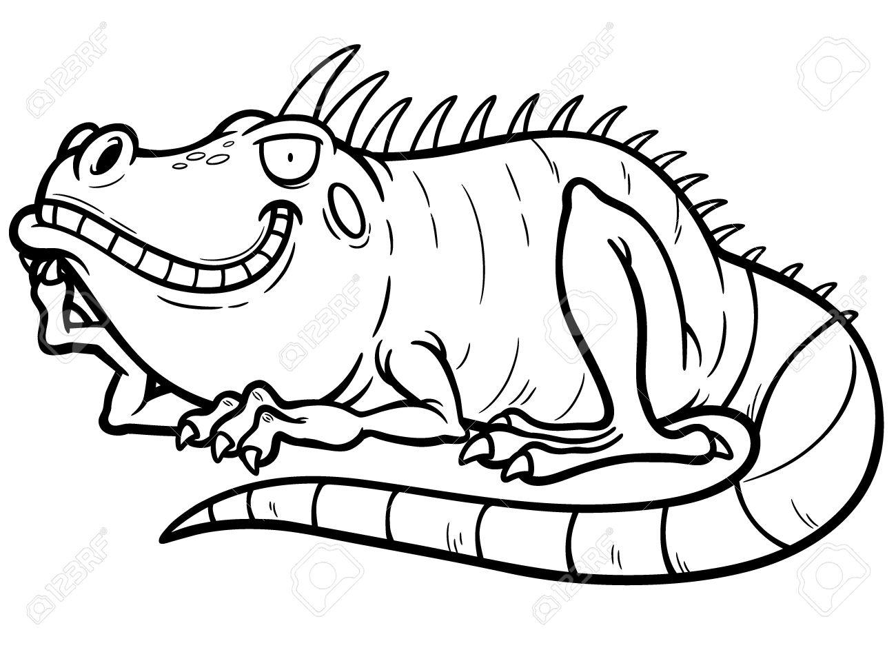 green iguana coloring page green iguana lizard coloring pages print coloring 2019 green coloring page iguana
