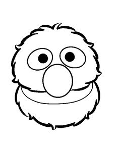 grover coloring page sesame street 40 coloring page free sesame street page coloring grover