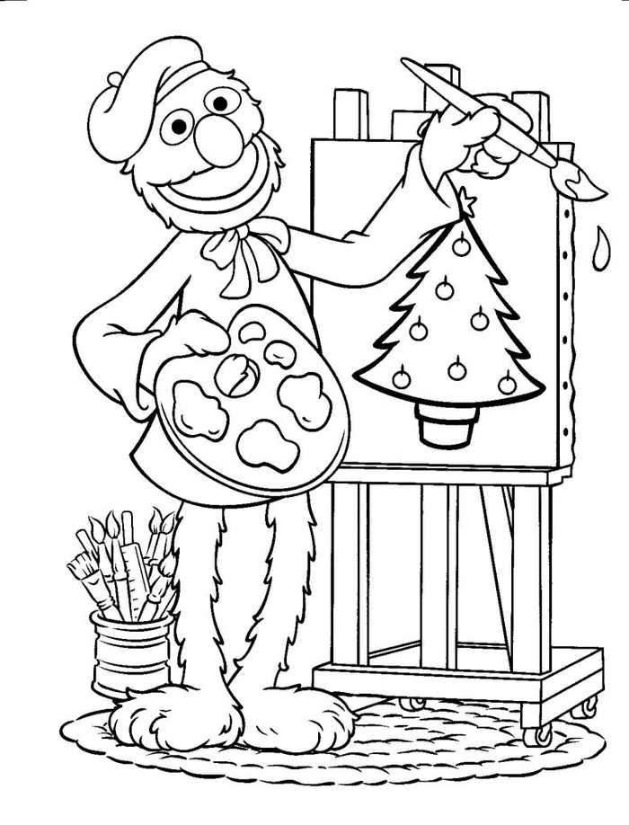 grover coloring page sesame street grover coloring pages free coloring pages grover page coloring