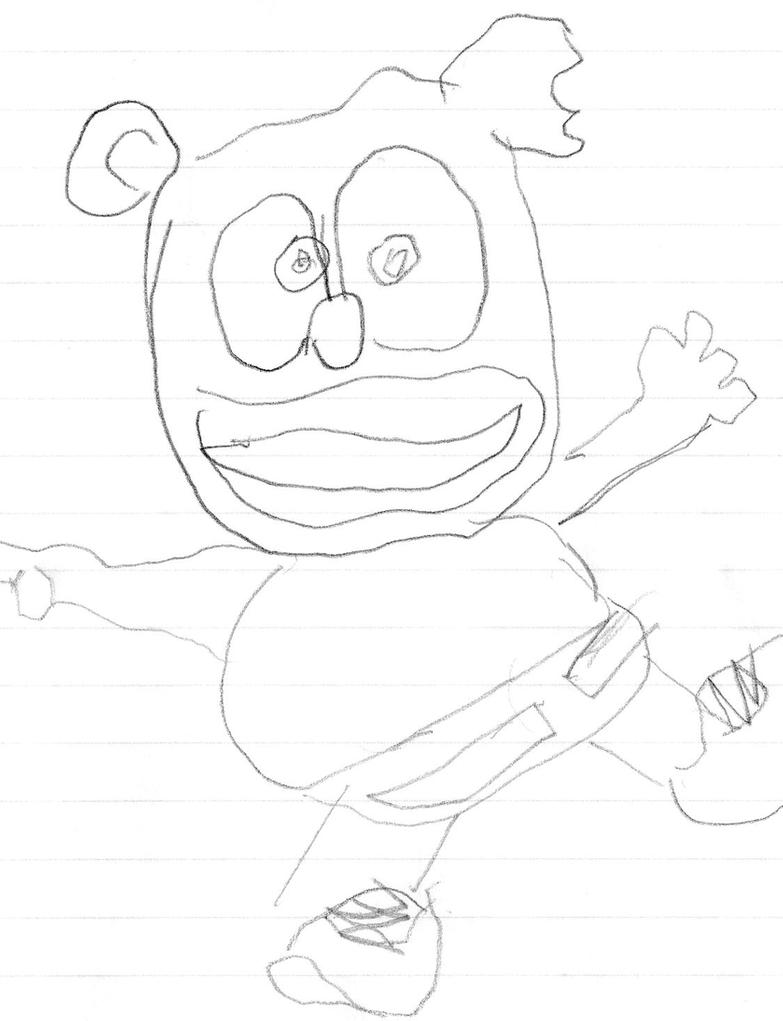 gummy bear sketch pin on belly laugh bear gummy sketch