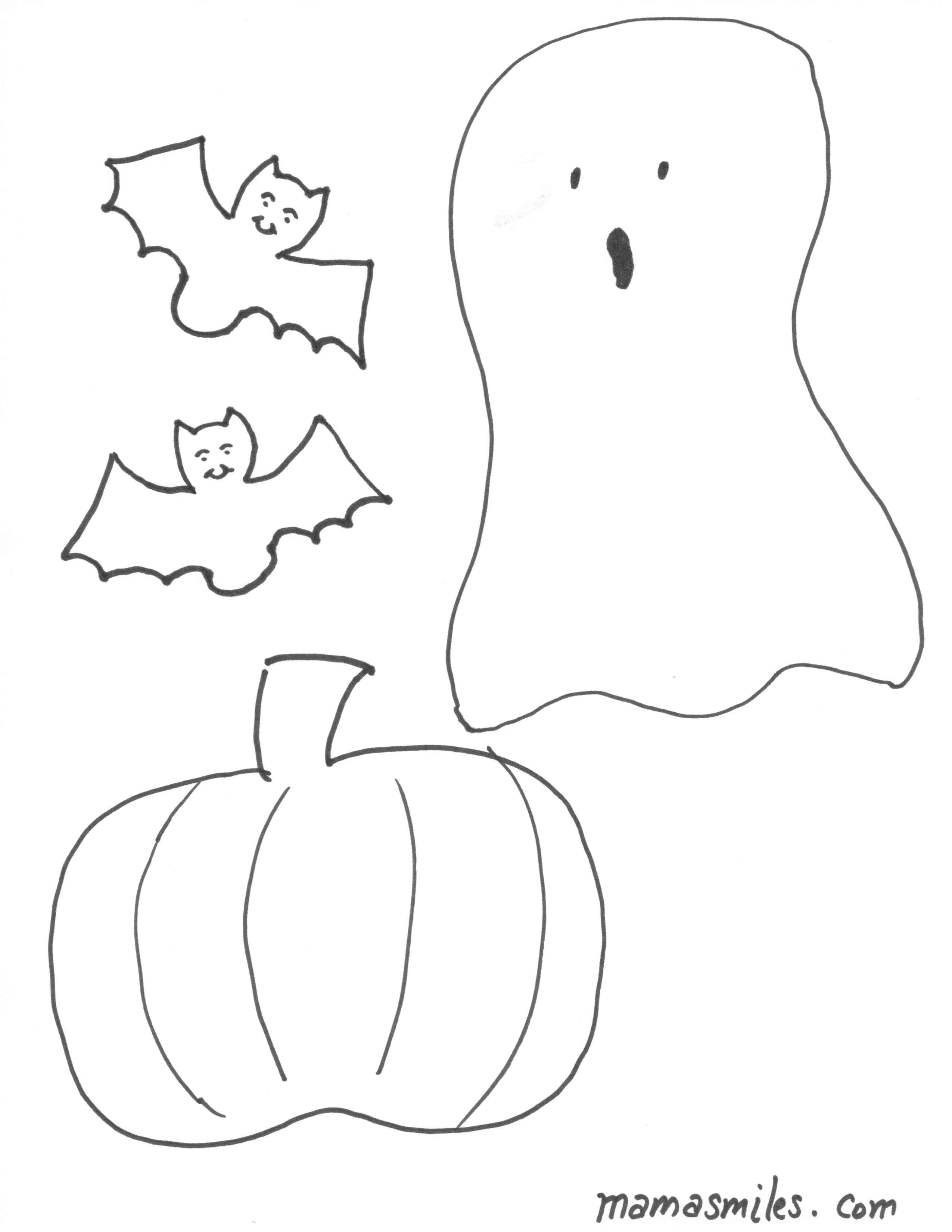 halloween coloring pages easy easy halloween coloring pages festival collections easy pages coloring halloween