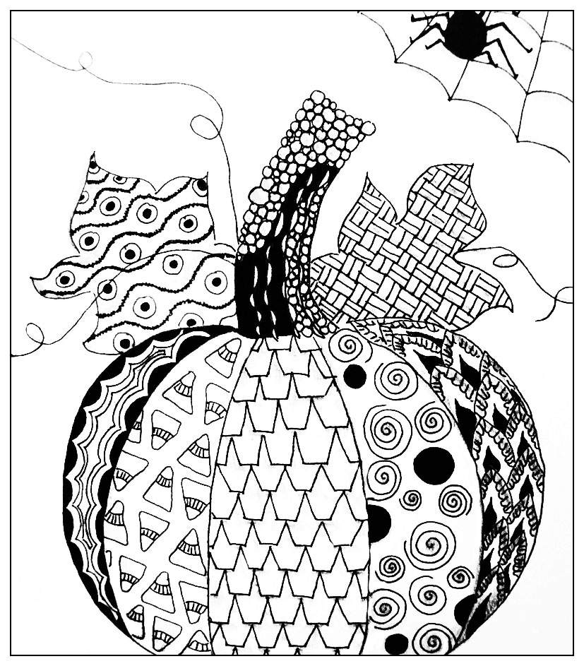 halloween coloring pages easy free halloween printables coloring easy halloween pages