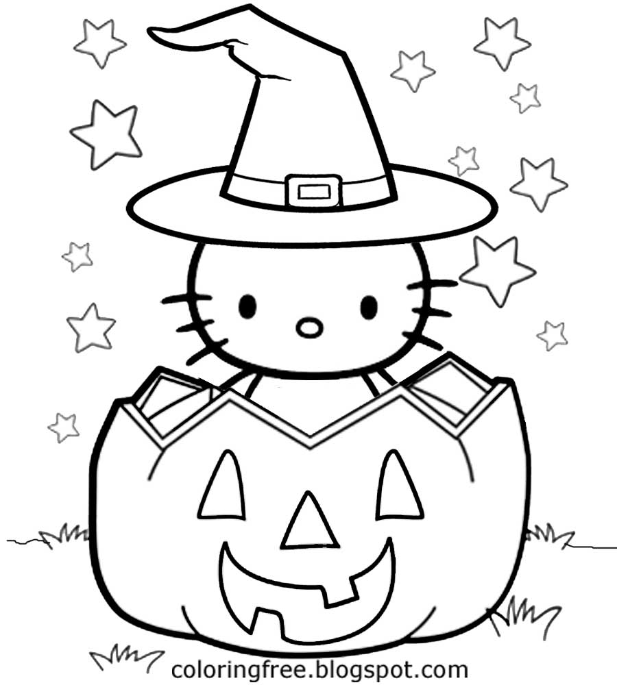 halloween coloring pages easy halloween pumpkin drawing for kids at getdrawingscom halloween pages coloring easy