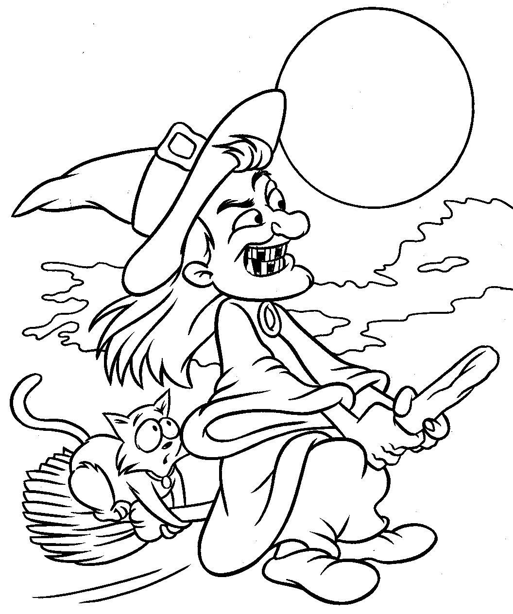 halloween coloring pages online 20 fun halloween coloring pages for kids hative online pages halloween coloring