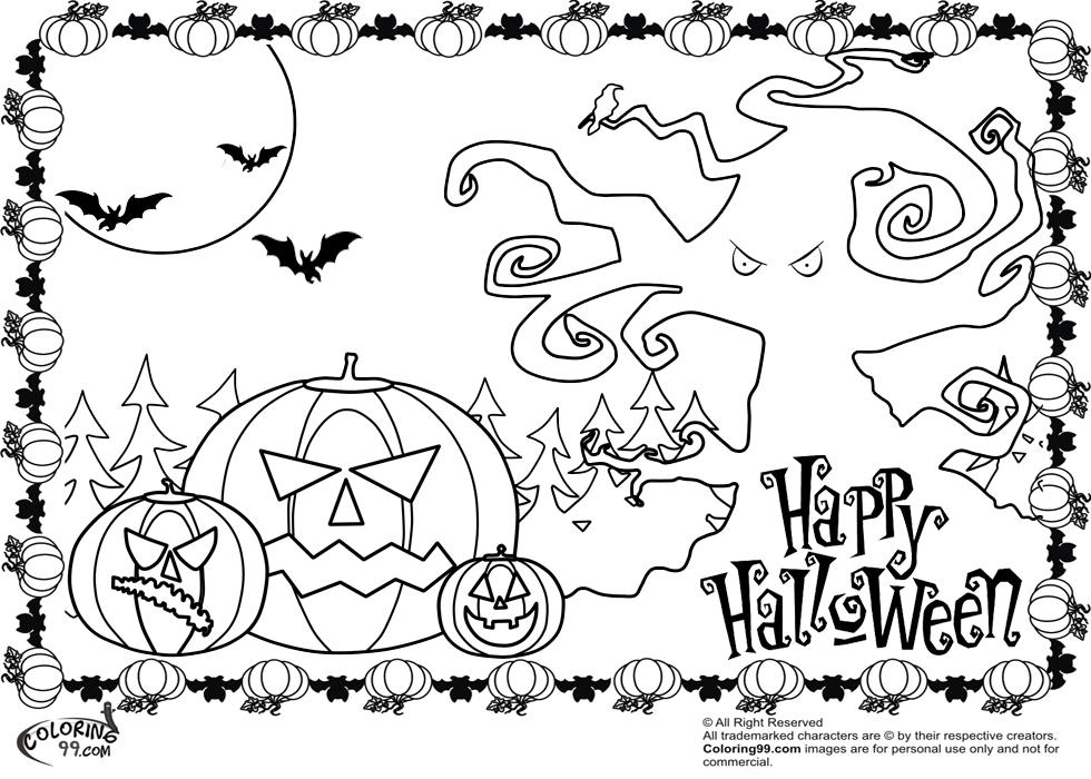 halloween pictures to color pumpkin halloween colorings pictures to color halloween pumpkin