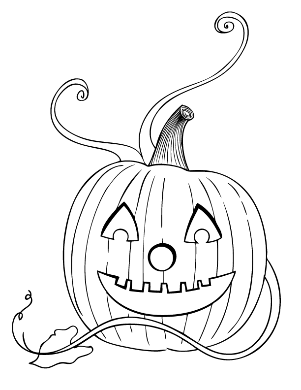 halloween pictures to color pumpkin pumpkin coloring pages at getcoloringscom free pumpkin color halloween to pictures