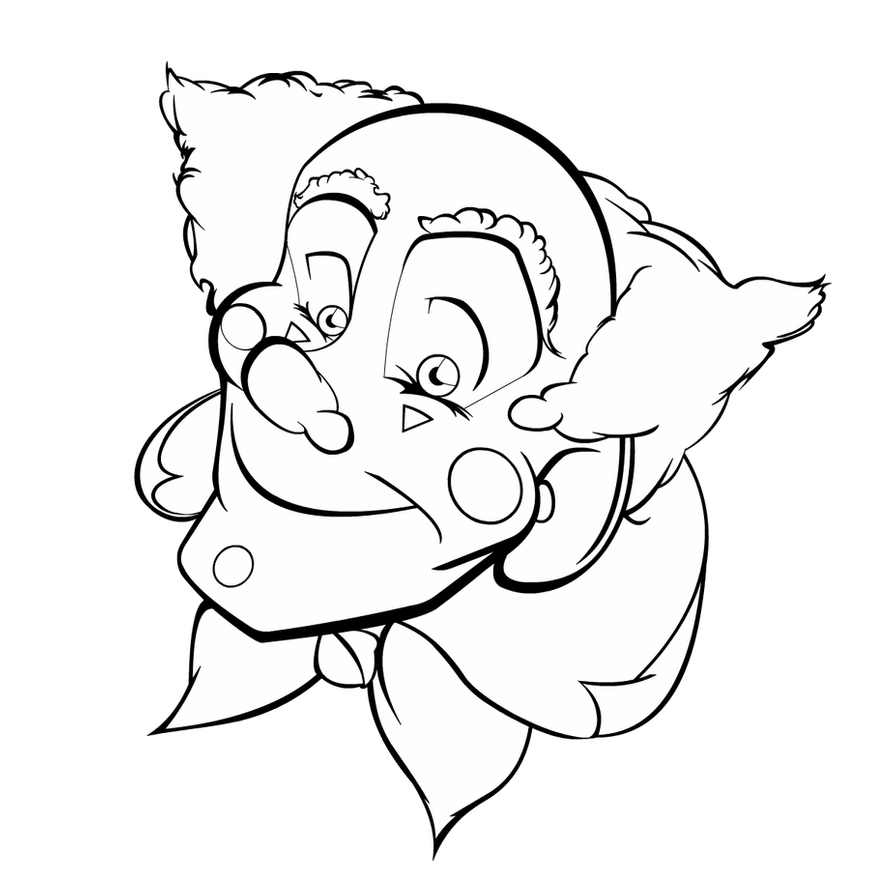happy clown coloring pages birthday coloring pages pages coloring happy clown