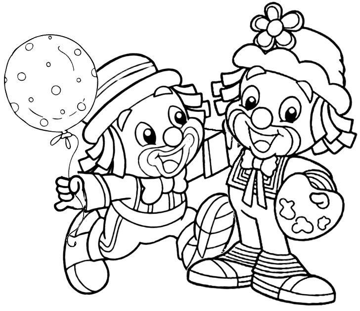 happy clown coloring pages clowns coloring pages getcoloringpagescom happy pages coloring clown 1 1