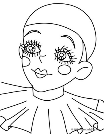 happy clown coloring pages colour drawing free hd wallpapers april 2014 pages coloring happy clown