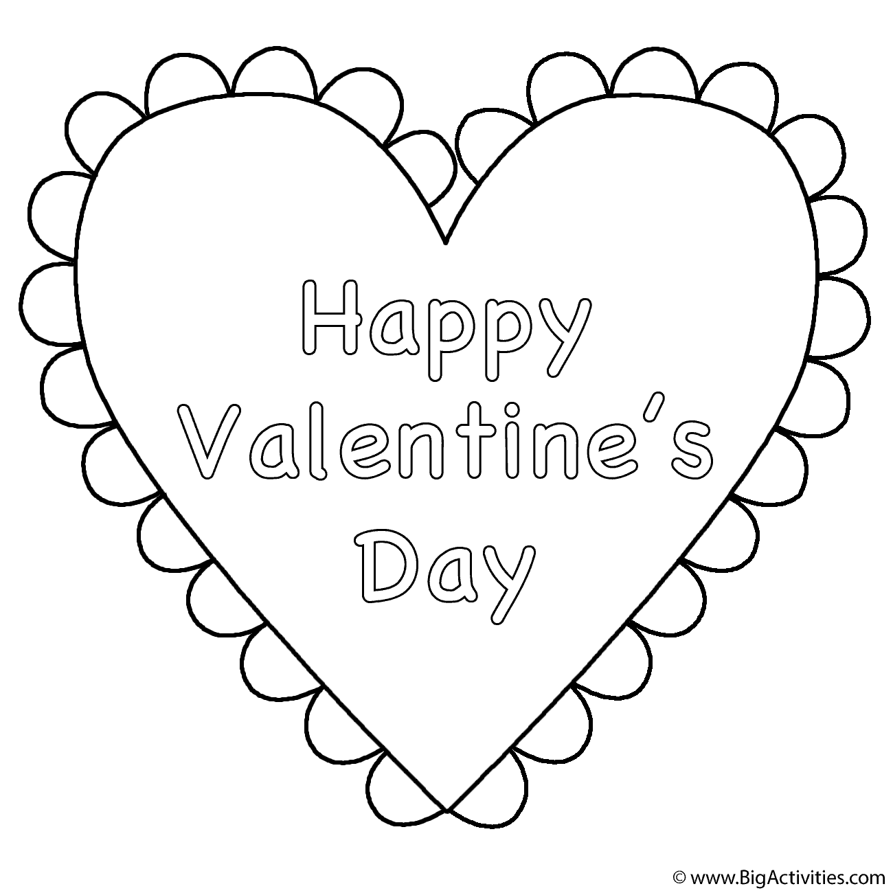 happy valentines day coloring pages how to draw baby or babe in bubble letters love letter pages coloring day valentines happy