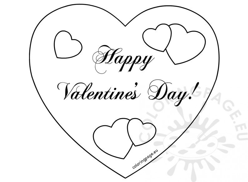 happy valentines day coloring pages valentine39s day coloring pages gtgt disney coloring pages pages coloring valentines day happy