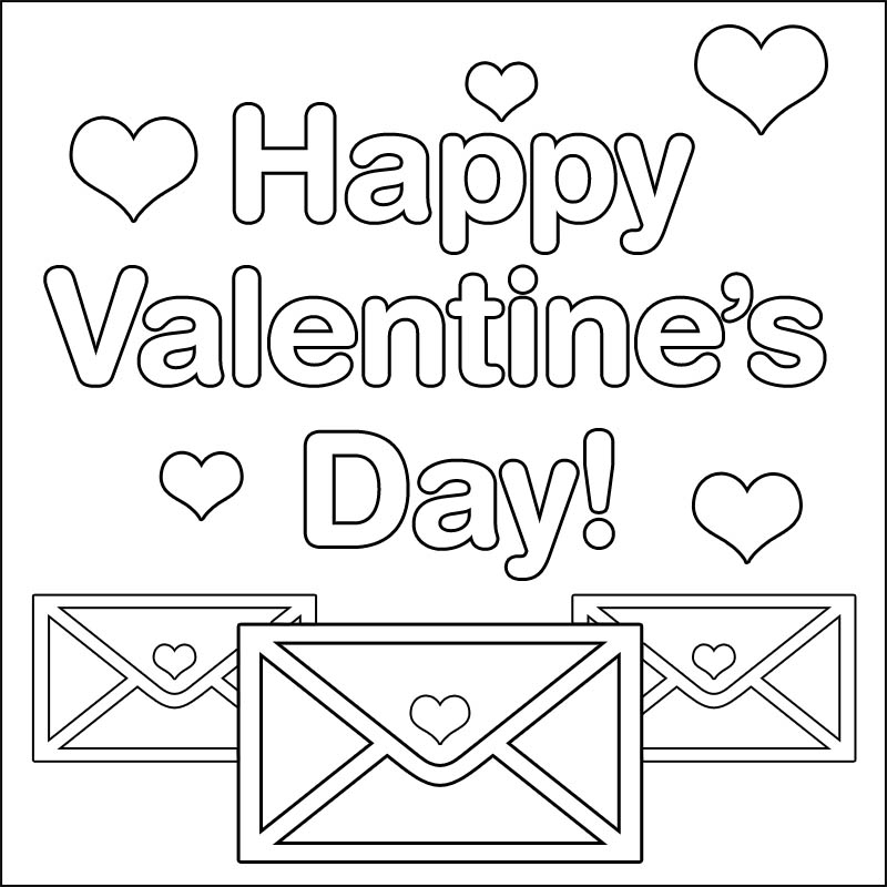 happy valentines day coloring pages valentines day coloring pages let39s celebrate valentines day coloring happy pages