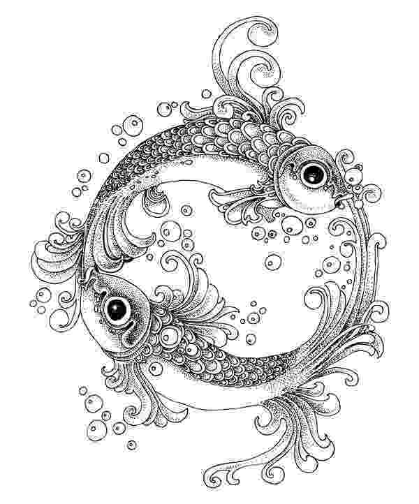 hard fish coloring pages coloring pages flowers coloring pages flower coloring hard coloring fish pages