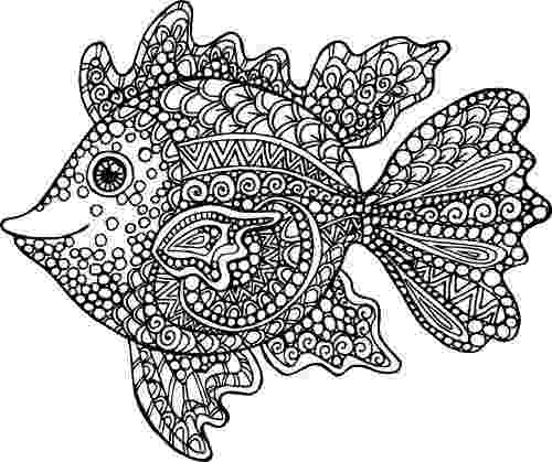 hard fish coloring pages hard fish coloring pages pages coloring fish hard