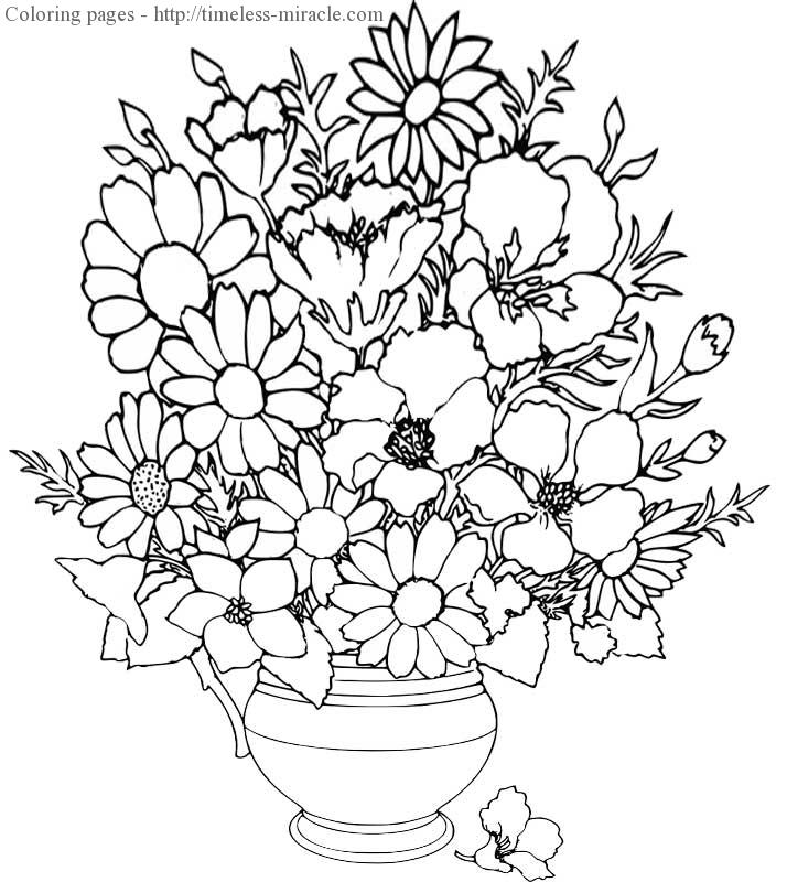 hard flower coloring pages hard peacock coloring pages clipart panda free clipart hard coloring flower pages