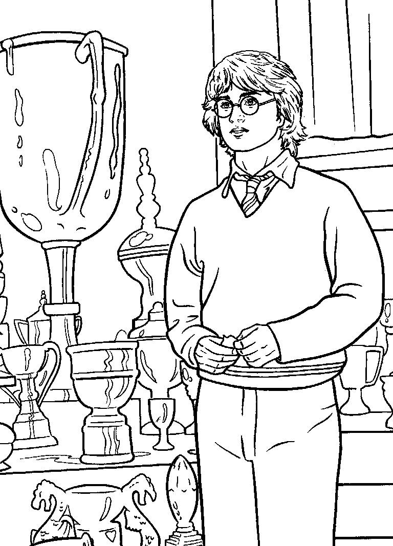 harry potter coloring coloring pages harry potter coloring pages free and printable potter coloring harry