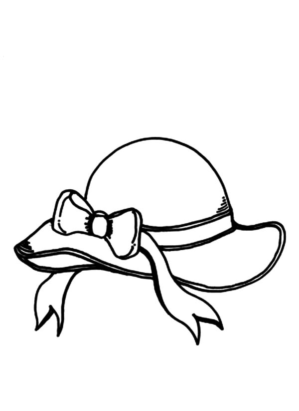 hat coloring page hat coloring pages best coloring pages for kids page hat coloring