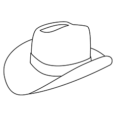 hat coloring page hat coloring pages getcoloringpagescom coloring page hat