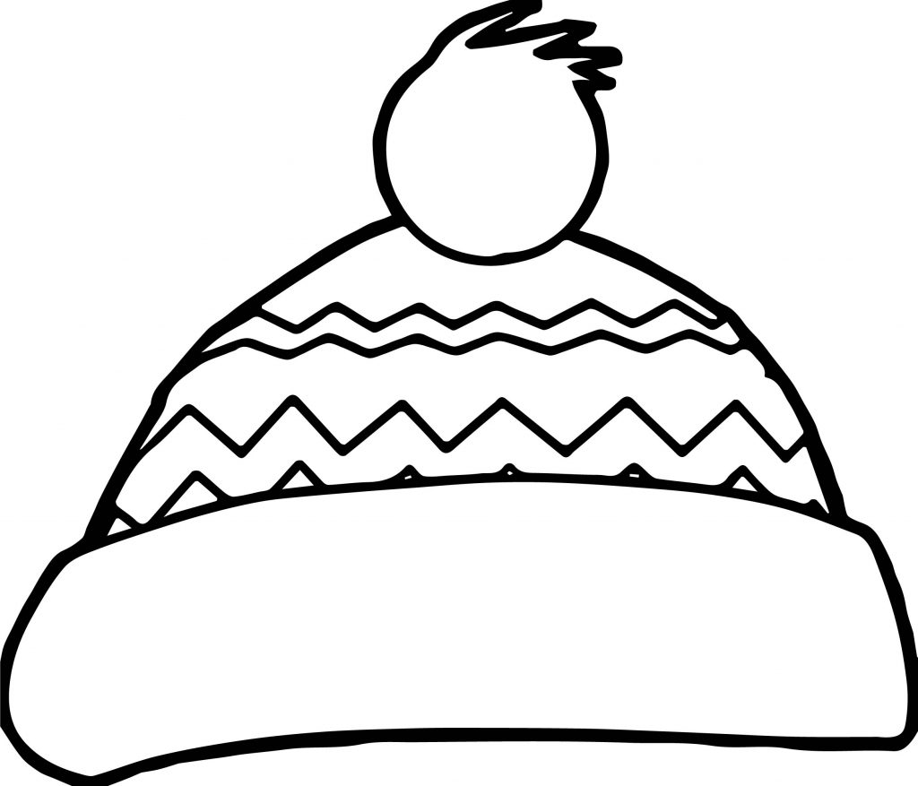 hat coloring page hat coloring pages getcoloringpagescom page hat coloring