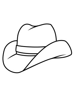 hat to color winter coloring pages free download on clipartmag to hat color