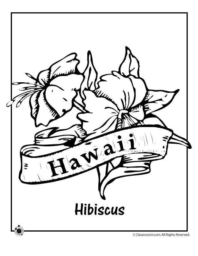hawaiian pictures to color free online printable kids colouring pages hula girl pictures hawaiian to color