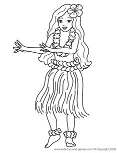 hawaiian pictures to color hawaii coloring pages to print about hawaiian printable to color hawaiian pictures