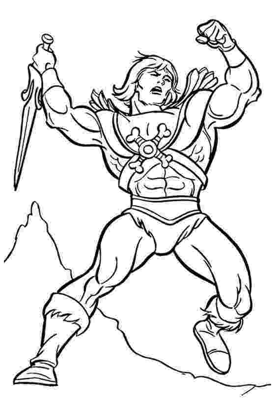 he man coloring pages he man coloring pages to download and print for free man he pages coloring