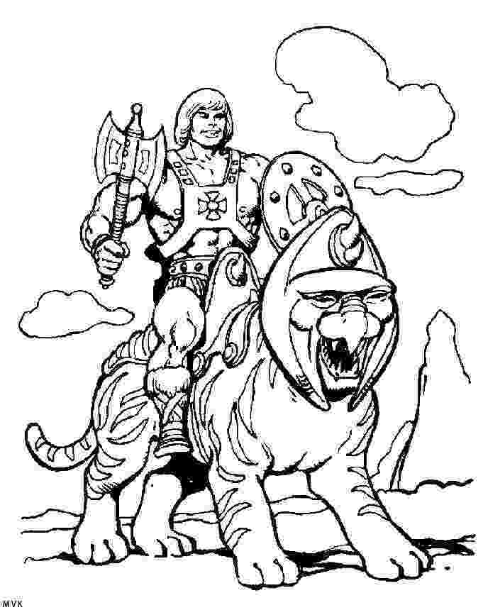he man coloring pages krafty kidz center he man coloring pages pages man he coloring