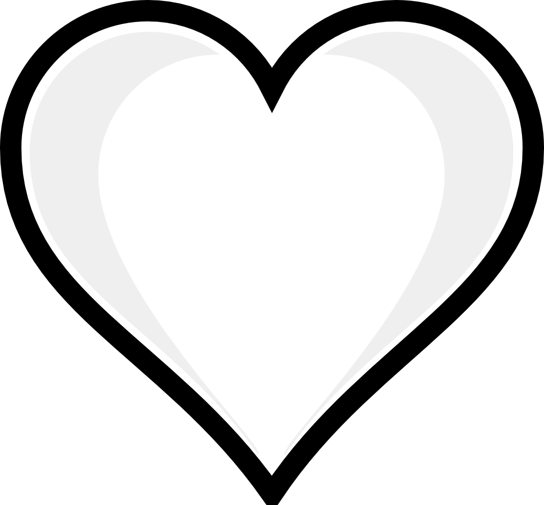 heart pictures free printable heart coloring pages for kids heart heart pictures
