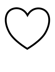 heart pictures heart silhouette free stock photo public domain pictures heart pictures