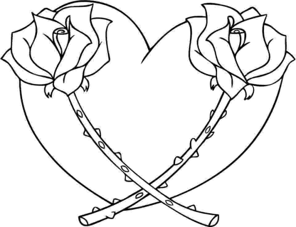 heart to color 20 free printable hearts coloring pages heart to color