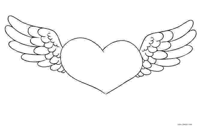 heart to color free printable heart coloring pages for kids cool2bkids heart color to