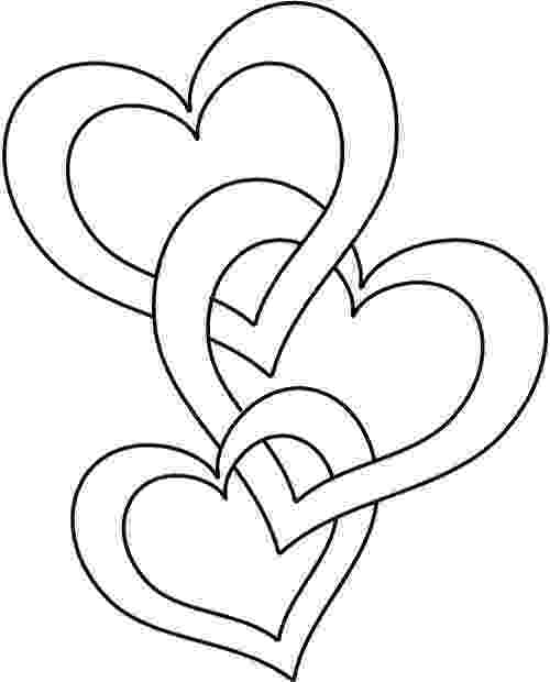 heart to color heart outline sketch coloring page heart color to