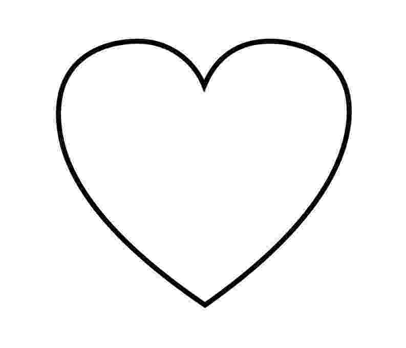 heart to color heart shaped coloring pages tryonshortscom heart heart to color
