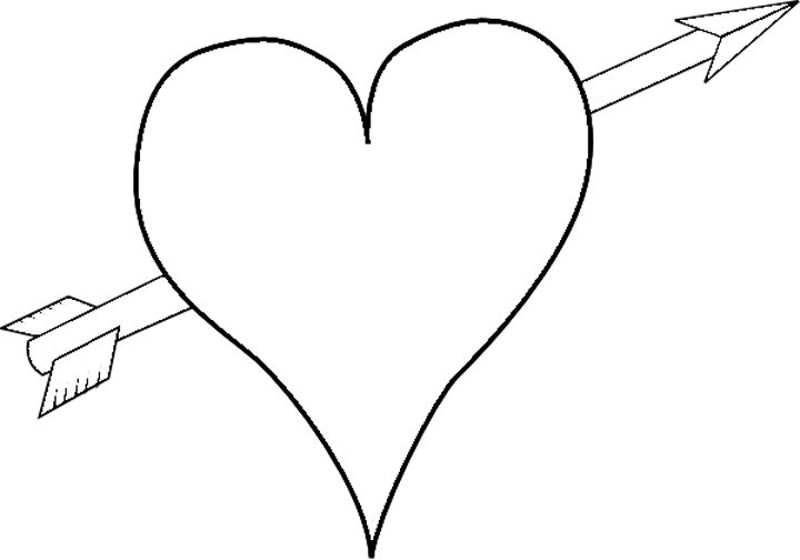 heart to color valentines heart coloring pages color heart to