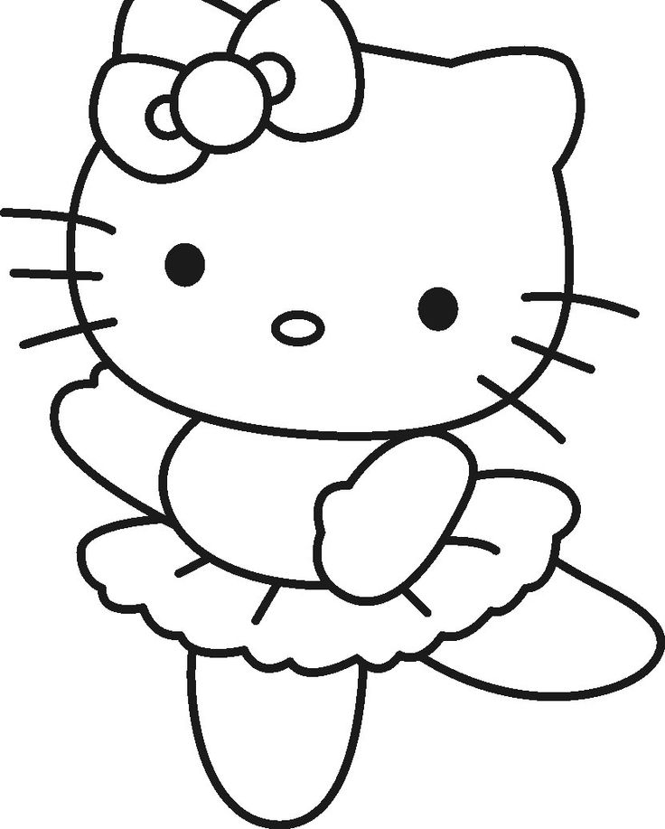 hello kitty dancing coloring pages hello kitty dance coloring page kidsycoloring free kitty pages dancing hello coloring