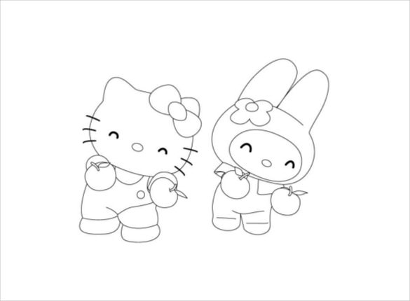 hello kitty dancing coloring pages hello kitty dancing coloring pages pages dancing hello kitty coloring