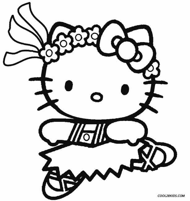 hello kitty dancing coloring pages hello kitty dancing hello kitty coloring pages pages dancing coloring kitty hello