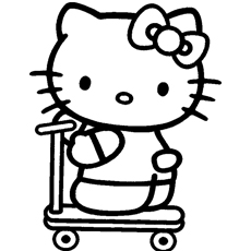hello kitty dancing coloring pages top 75 free printable hello kitty coloring pages online hello kitty pages coloring dancing 1 1