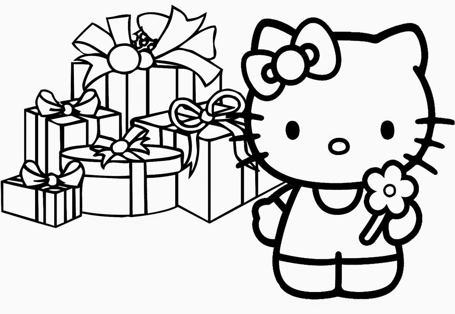 hello kitty free coloring pages hello kitty coloring pages cutecoloringcom hello coloring free kitty pages