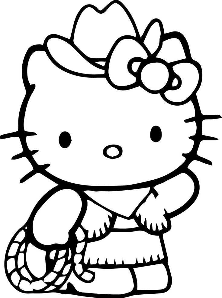 hello kitty free coloring pages hello kitty fairy coloring page free printable coloring hello pages free kitty coloring