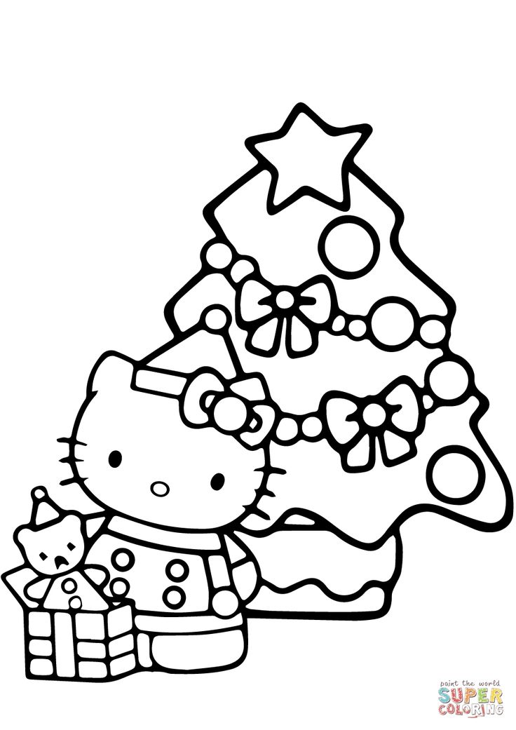 hello kitty holiday coloring pages free coloring pages printable pictures to color kids coloring holiday pages hello kitty