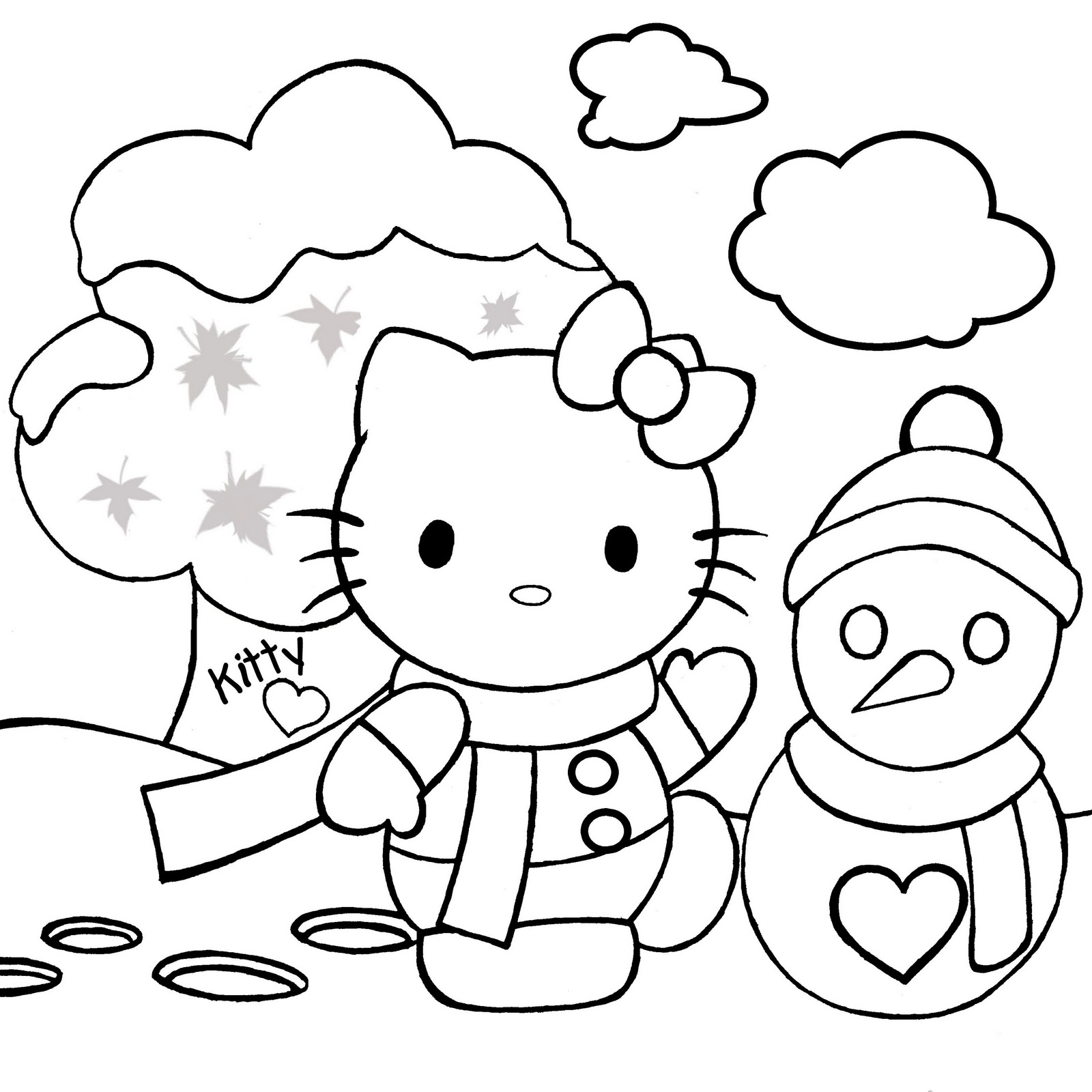 hello kitty holiday coloring pages hello kitty christmas coloring pages best gift ideas blog hello kitty coloring holiday pages