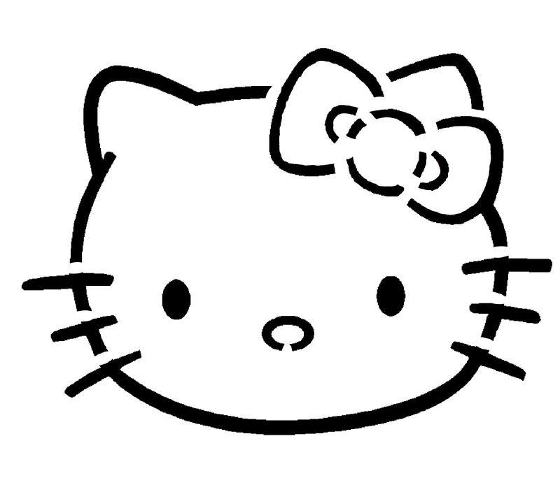 hello kitty printable free printable hello kitty coloring pages coloring home kitty hello printable