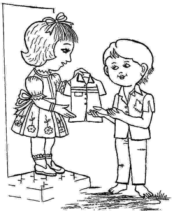 helping others coloring pages helping others walking grandmother to park coloring pages coloring pages helping others