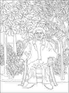henri rousseau coloring pages quotfantastic jungles of henri rousseauquot coloring page rousseau coloring pages henri