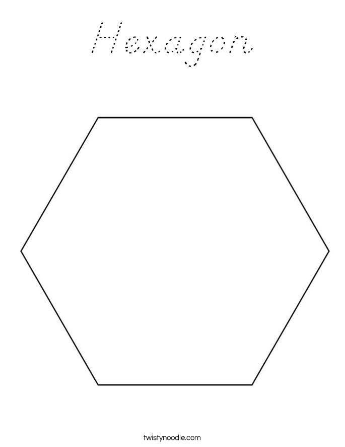 hexagon coloring page hexagon coloring page d39nealian twisty noodle coloring page hexagon