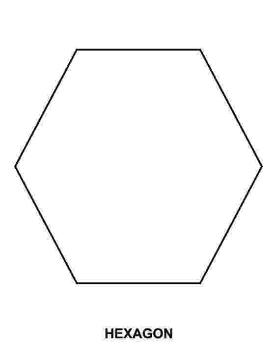hexagon coloring page hexagon coloring pages kidsuki coloring page hexagon